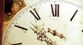 Модульные картины Часы