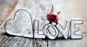 Модульные картины Любовь