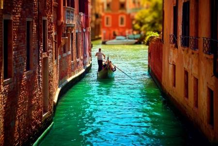 Постер (плакат) Италия, Венеция