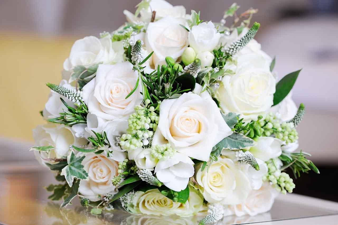 Постер на подрамнике Букет невесты