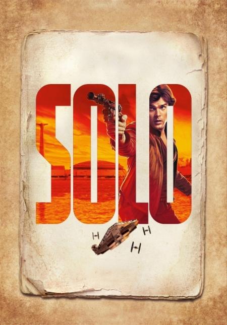 Постер на подрамнике Хан Соло. Звёздные войны Истории