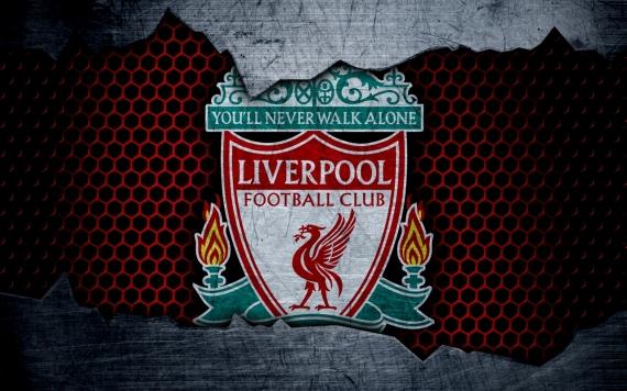 Постер на подрамнике Ливерпуль