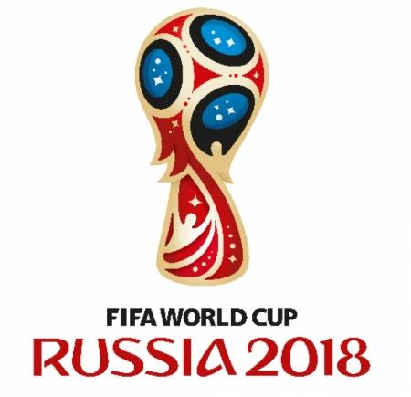 Плакат Чемпионат мира по футболу 2018