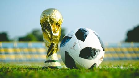 Плакат Кубок Мира по Футболу 2018