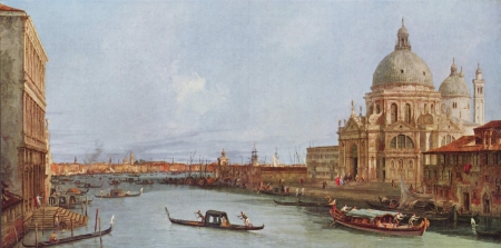 Постер на подрамнике Собор Венеции