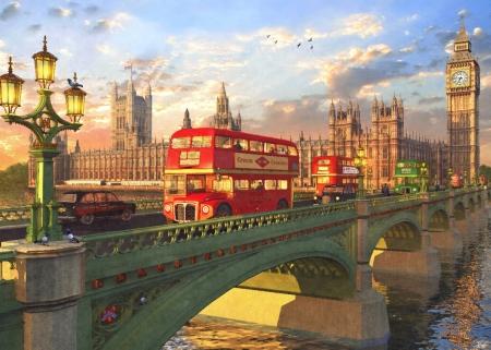 Постер на подрамнике Лондонский мост
