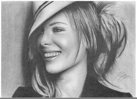 Постер (плакат) Кейт Бекинсейл