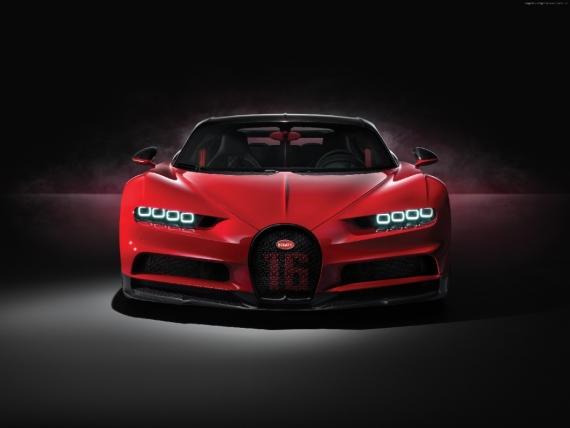 Плакат Bugatti
