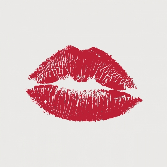 Постер (плакат) Поцелуй
