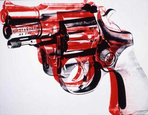 Постер (плакат) Револьвер 22 калибр