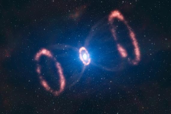 Плакат Сверхновая