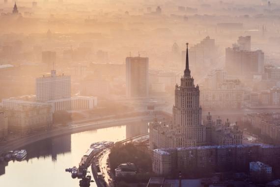 Постер на подрамнике Гостиница Украина