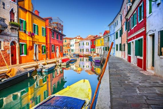 Постер (плакат) Венеция Италия