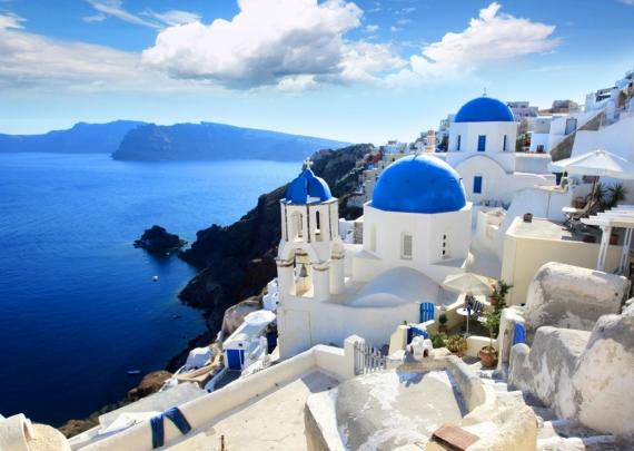 Постер (плакат) Греция
