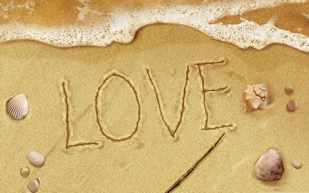 Плакат Любовь