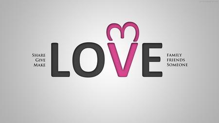 Постер на подрамнике Любовь
