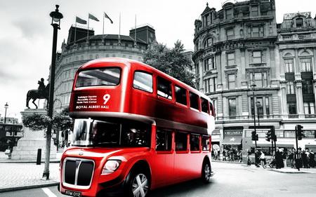 Постер (плакат) Даблдекер Лондон