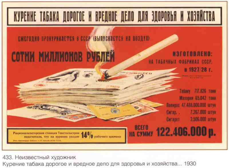 Постер на подрамнике Социальное|СССР_00016