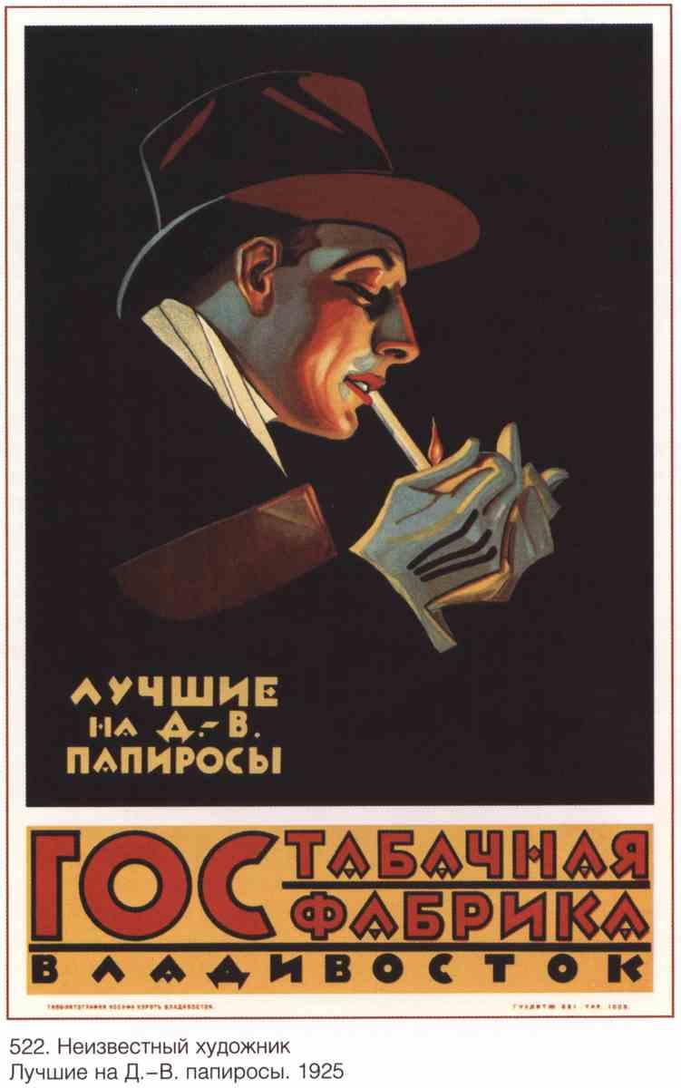 Плакат Торговля и продукты|СССР_00004