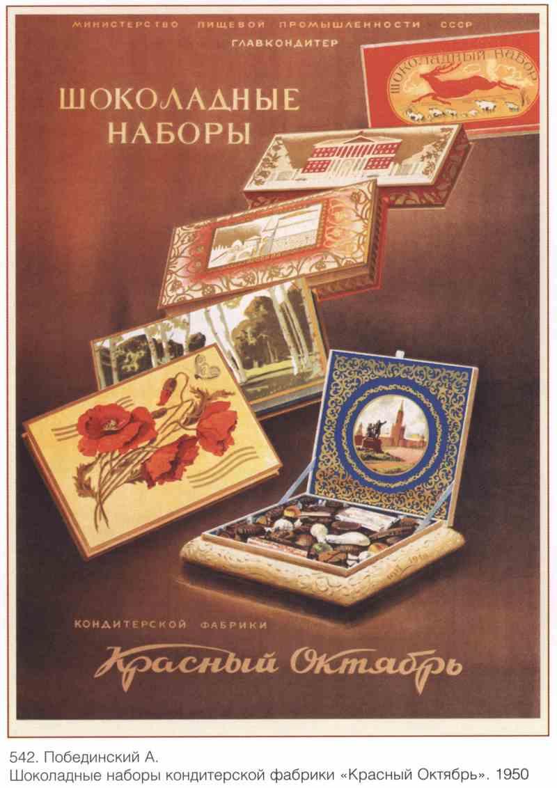 Плакат Торговля и продукты|СССР_00024