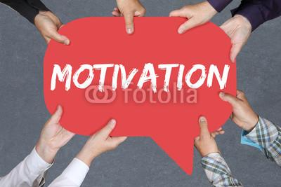 Плакат Командная мотивация