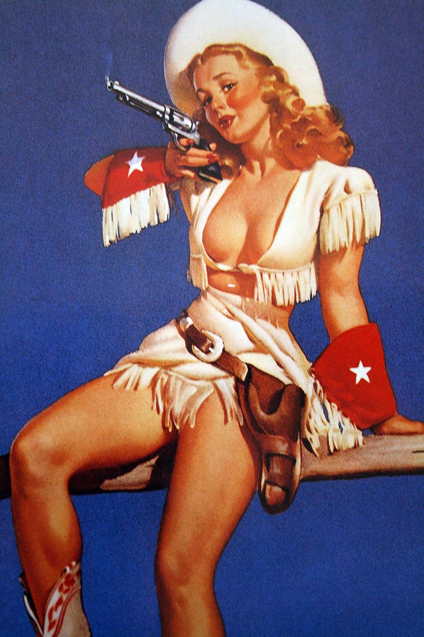 Постер на подрамнике Джил Элвгрен: Aiming to please