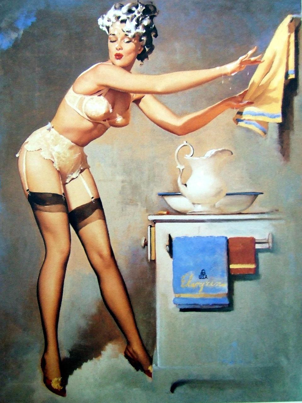 Постер (плакат) Джил Элвгрен: Eye catcher