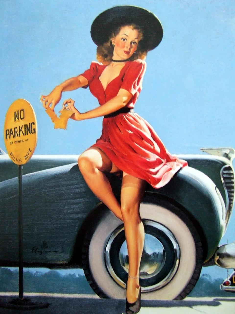 Постер на подрамнике Джил Элвгрен: Nobody can pinch me