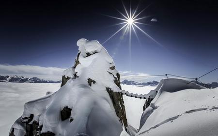 Постер (плакат) Зима