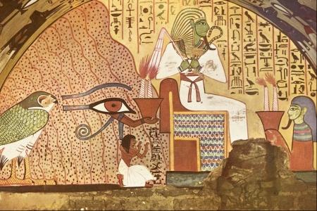 Плакат Египетский папирус