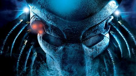 Постер на подрамнике Арнольд Шварценеггер (Arnold Schwarzenegger) - Хищник (Predator)