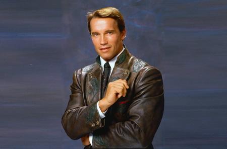 Постер на подрамнике Арнольд Шварценеггер (Arnold Schwarzenegger)