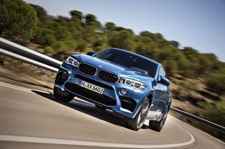 Плакат BMW X6 M