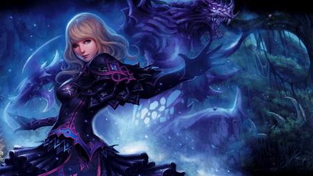 Постер на подрамнике Dungeon Heroes Online