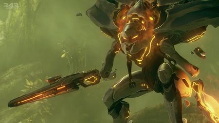 Постер на подрамнике Halo 4