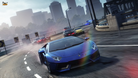Постер на подрамнике Need For Speed: Most Wanted