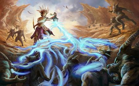 Плакат Diablo III