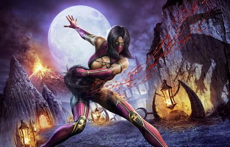 Плакат Mortal Kombat