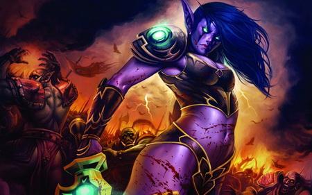 Плакат World Of Warcraft