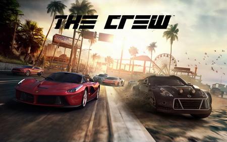 Постер на подрамнике The Crew