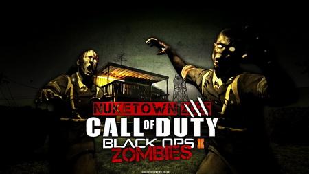 Плакат Call Of Duty: Black Ops II