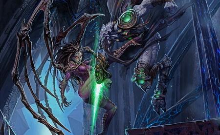 Плакат Starcraft