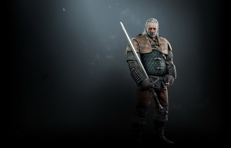 Плакат The Witcher 3: Wild Hunt