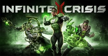 Постер (плакат) Infinite Crisis