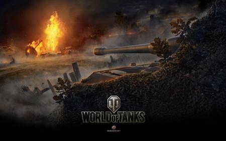 Плакат World Of Tanks