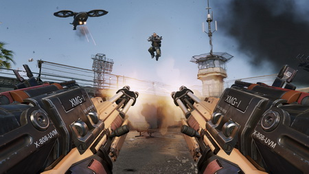 Плакат Call Of Duty: Advanced Warfare