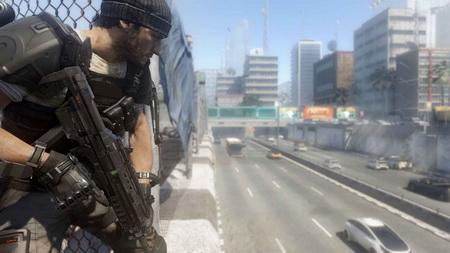 Плакат Call Of Duty: Advanced Warfare