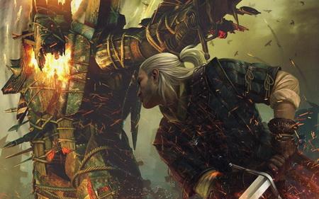 Плакат The Witcher