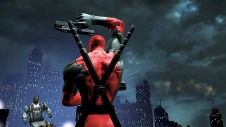 Постер на подрамнике Deadpool