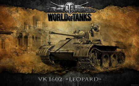 Постер на подрамнике World Of Tanks
